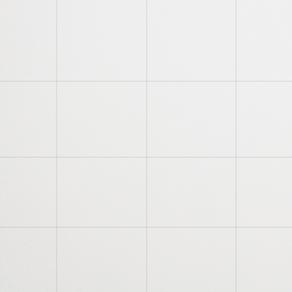 Rivestto AutoAdesivo Parede | PP5800 Lousa Branca Quadriculada | Brilhante BR